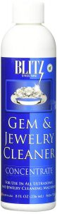 Blitz Gem & Jewelry Cleaner Concentrate (8 Oz) (1-Pack)