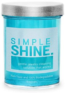 Gentle Jewelry Cleaner Solution