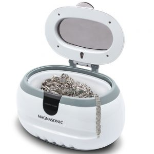 Magnasonic Professional Ultrasonic Polishing Jewelry Cleaner Machine