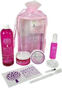 Sparkle Bright Products All-Natural Jewelry Cleaning Kits