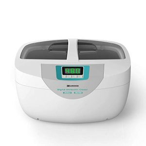 Ukoke UUC25W Professional Ultrasonic Jewelry Cleaner