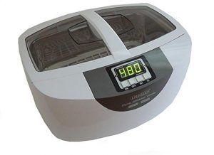 iSonic P4820 Professional Ultrasonic Jewelry Cleaner