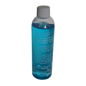 iSonic Ultrasonic Jewelry Cleaning Solution Concentrate
