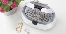 top 10 best ultrasonic jewelry cleaner reviews & ratings