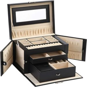 ABO Gear Box Jewelry Case
