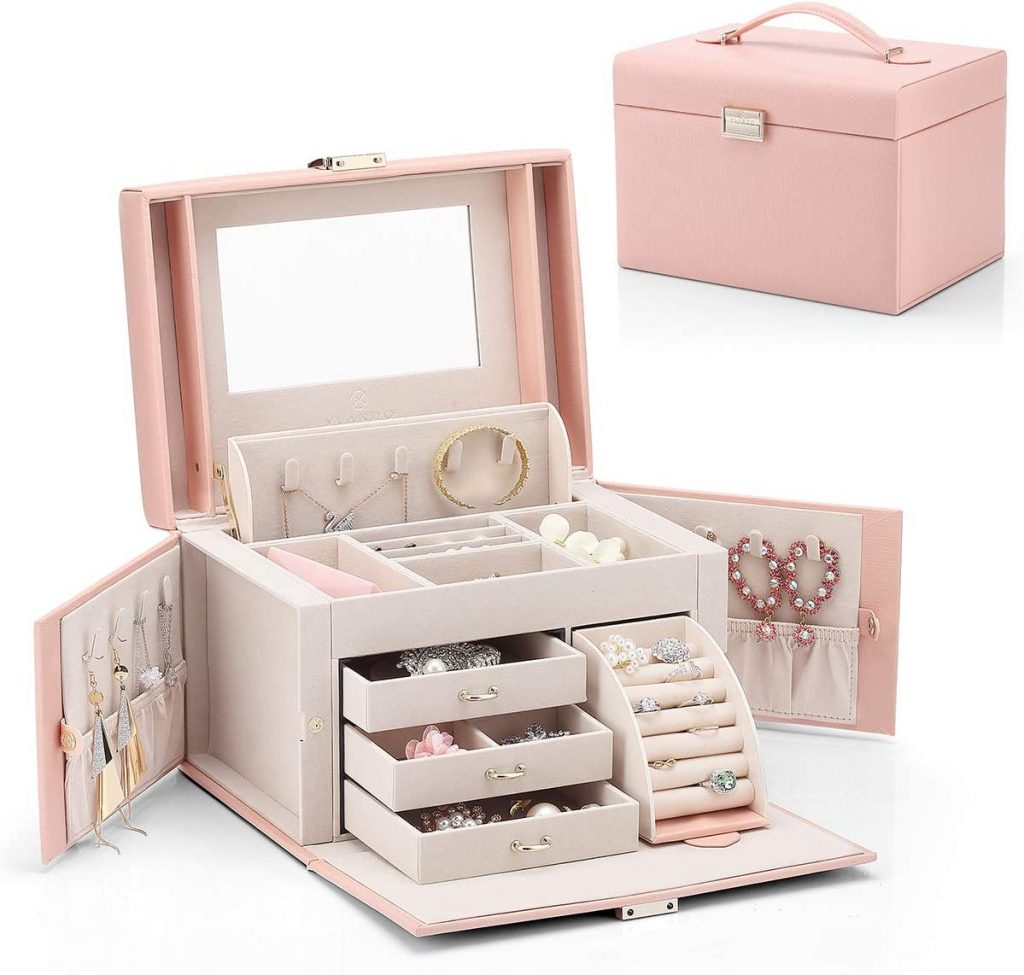 Top 6 Best Jewelry Boxes Reviews & Buyers Guide In 2020